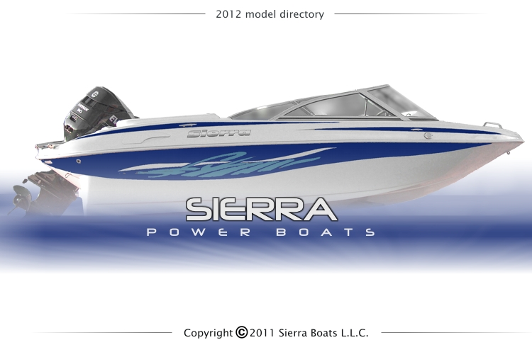 Sierra Power Boats - Ogdensburg, Wisconsin